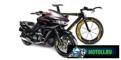 Мотоцикл или велосипед