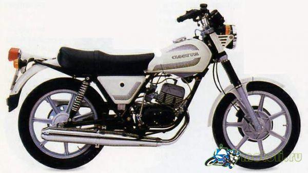 Cagiva SST 125