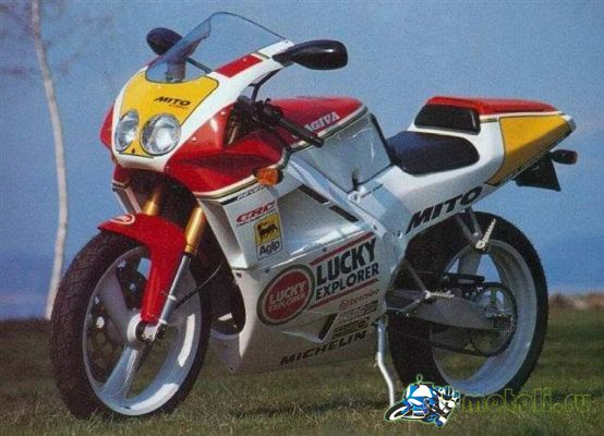 Cagiva Mito II Racing Lucky Explorer