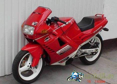 Cagiva Freccia 125 C12R Final Edition