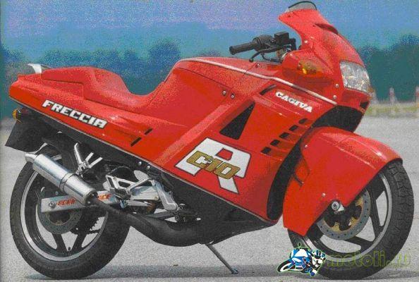 Cagiva Freccia 125 C10R