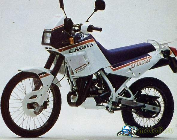 Cagiva Cruiser 125