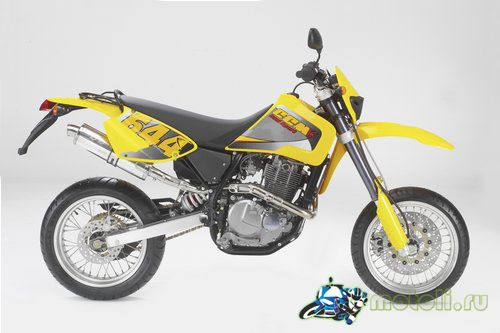 CCM 644 Supermotard