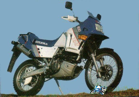 Gilera XR-T600