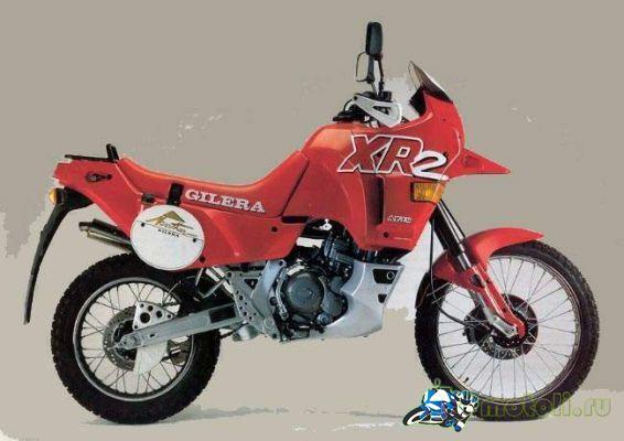 Gilera XR2-125