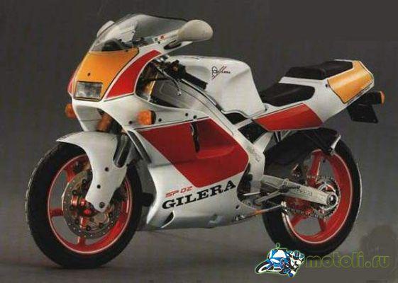 Gilera SP02 125