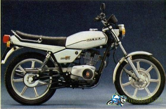 Gilera T4