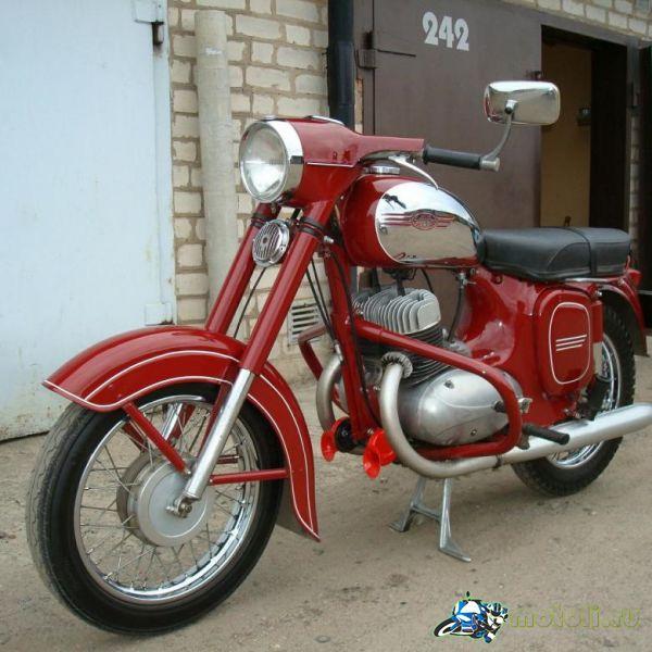 История Чехословатского завода по производству мотоциклов «Ява»