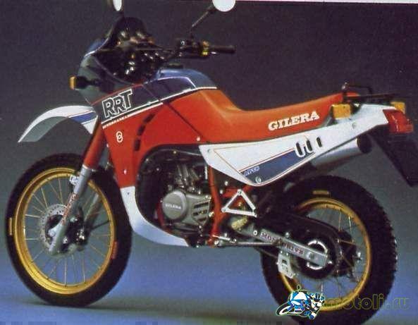 Gilera RRT 125
