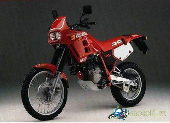 Gilera RC600 Enduro