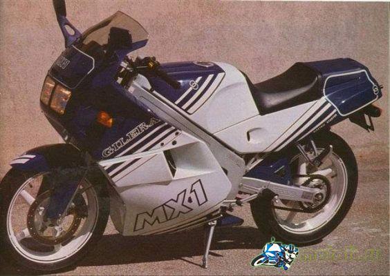 Gilera MX-1 125