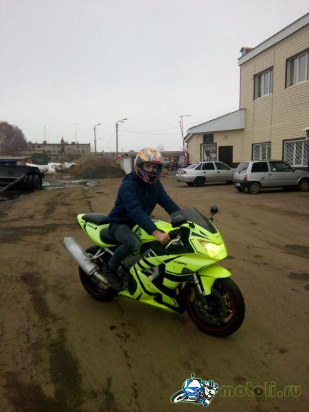 Аэрография моего мотоцикла Honda cbr 929 rr