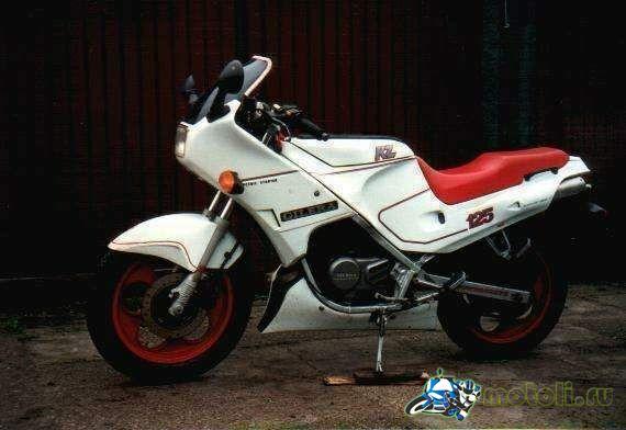 Gilera KZ 125