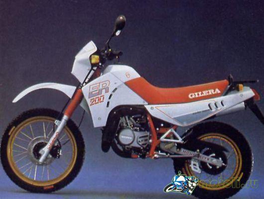 Gilera ER 200