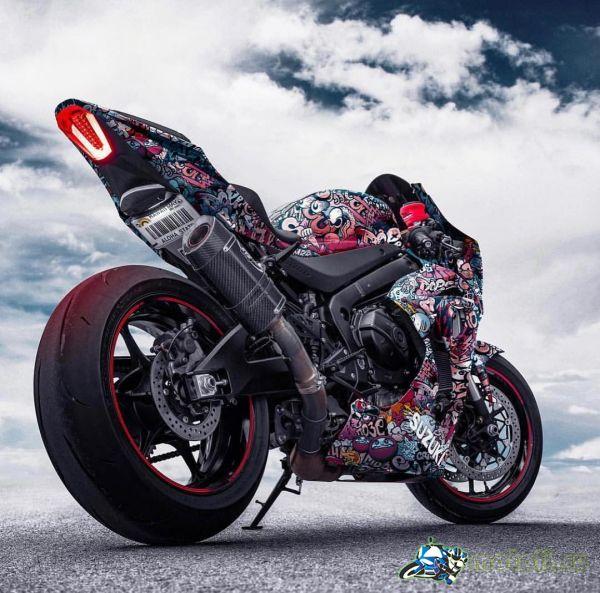 Глоссарий мотоцикла