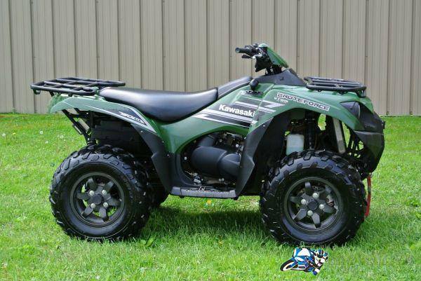Kawasaki KFV750