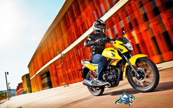 Обзор мотоцикла Honda cb 125 f