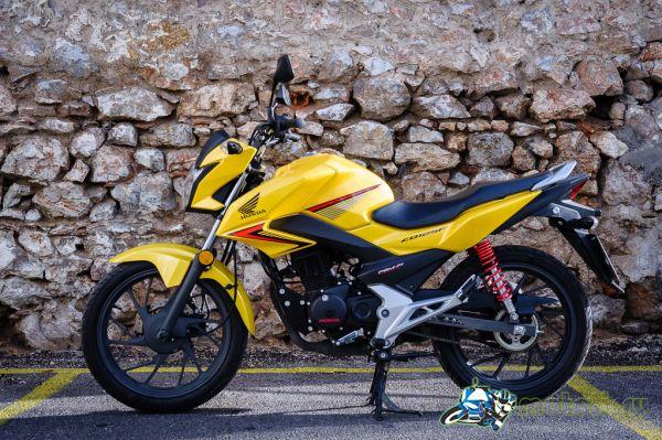 Мотоцикл Honda CB 125F 2015 Фото, Характеристики