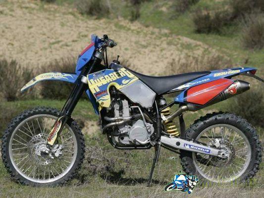 Husaberg FE 450e Limited Edition