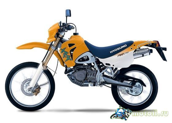 Hyosung XRX 125